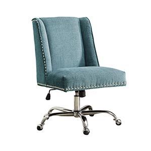 Draper Aqua Office Chair