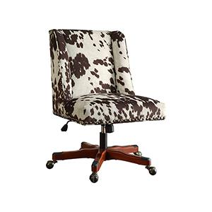 Draper Milk Office Chair