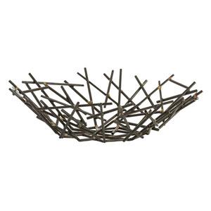 Grazia Natural Iron Centerpiece