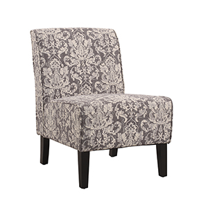 Coco Gray Accent Chair
