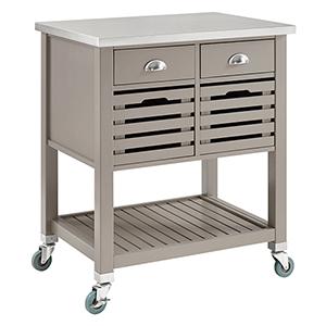 Robbin Gray Kitchen Cart