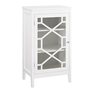 Fetti White Small Cabinet