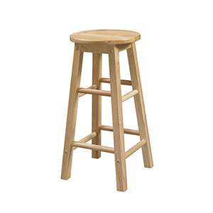 Bentwood Natural 24-Inch Counter Stool