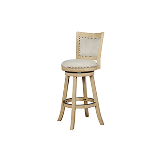 Sydnee Light Brown 31-Inch Bar Stool