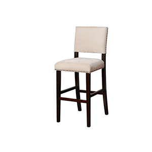 Clayton Natural 30-Inch Counter Stool