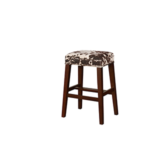 Walt Brown Cow 31-Inch Bar Stool