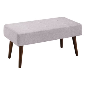 Charlotte Tufted Bench