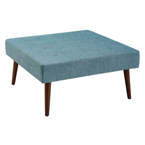 Charlotte Upholstered Coffee Table Ottoman