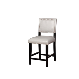 Blake Dove Gray 24-Inch Counter Stool