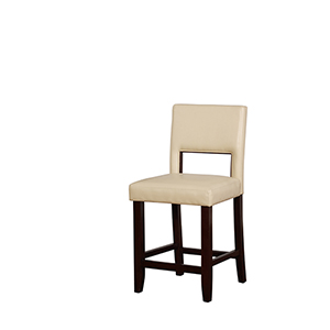 Velma Camel 24-Inch Counter Stool
