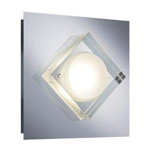 Brooklyn Chrome 7-Inch LED Wall Sconce
