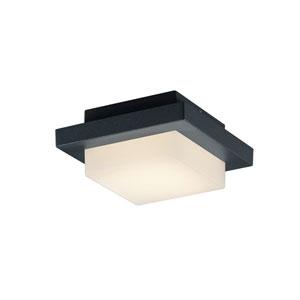 Hondo Dark Grey LED Outdoor Wall Sconce