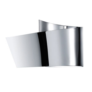 H2O Chrome 8-Inch LED Bathroom Light