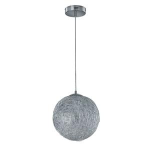 Thunder Aluminum 12-Inch LED Pendant