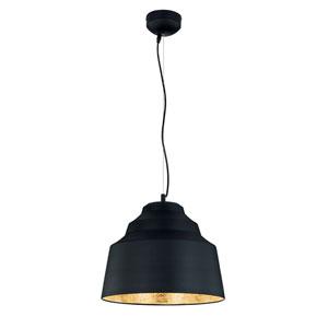 Naples Black LED Pendant