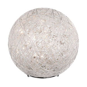 Thunder Aluminum 12-Inch LED Table Lamp