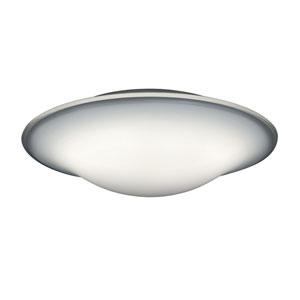 Milano White 14-Inch LED Flush Mount