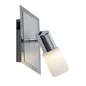 Dallas Aluminum 6-Inch LED Wall Sconce