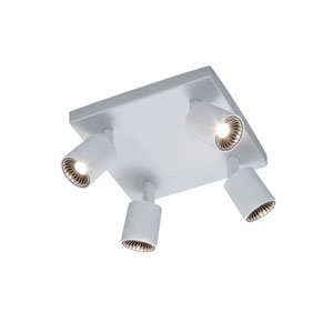 Cayman White 8-Inch LED  Spot Light