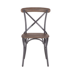 Anderson Dark Gray Dining Side Chair, Set of 2