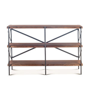 Blayne Brown 36-Inch Horizontal Bookshelf