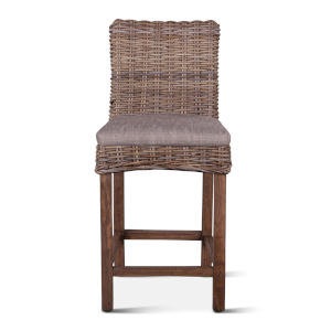 Bali Brown Counter Chair