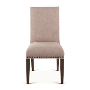 Bristol Gray Dining Chair, Set of 2