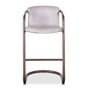 Chiavari White Bar Chair, Set of 2