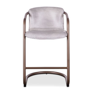 Chiavari White Counter Chair, Set of 2