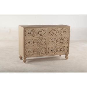 Haveli Whitewash Dresser