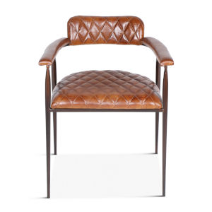 Hudson Brown Armchair