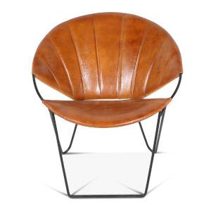 Hudson Brown 30-Inch Armchair