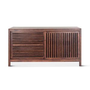 Lisbon Modern Walnut Sideboard