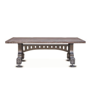 Sterling Natural Patina 53-Inch Coffee Table