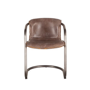 Chiavari Distressed Jet Brown 24-Inch Dining Chair, Set of Two