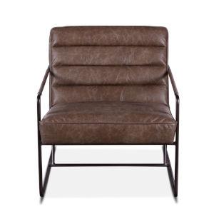 Portlando Gray Armchair