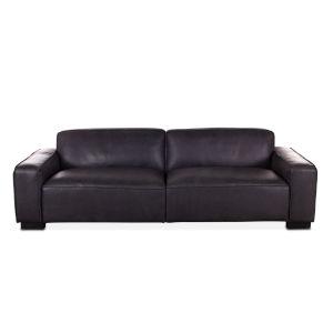 Portlando Black Sofa