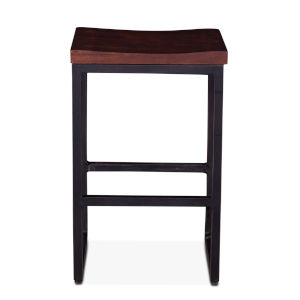 Amici Brown Counter Stool