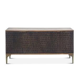 Vallarta Bronze and Brown Sideboard