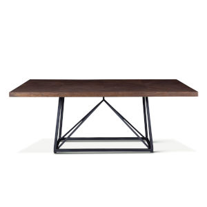 Seville Brown Dining Table