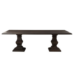 Toulon Vintage Brown 98-Inch Rectangular Dining Table