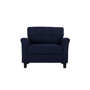 Harrison Navy Blue Chair