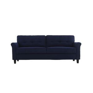 Harrison Navy Blue Sofa