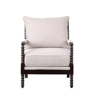 Logan Beige Accent Chair