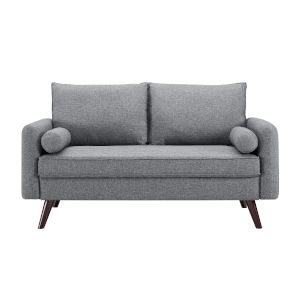 Coventry Gray Loveseat
