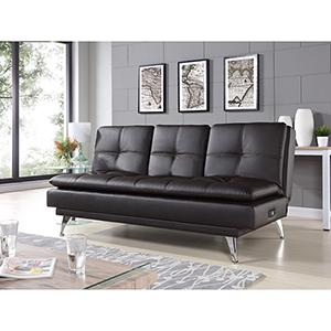 Relax A Lounger Melanie Convertible Sofa Bed
