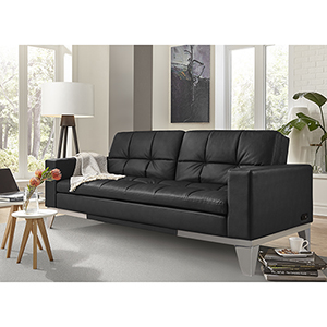 Relax A Lounger Wesley Convertible Sofa Bed