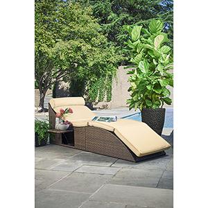 Relax A Lounger Baylands Convertible Chair