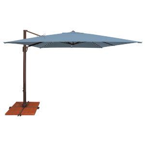 Bali Pro Cast Ocean Square Cantilever Umbrella