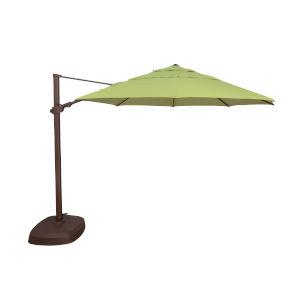 Fiji Ginkgo Cantilever Umbrella